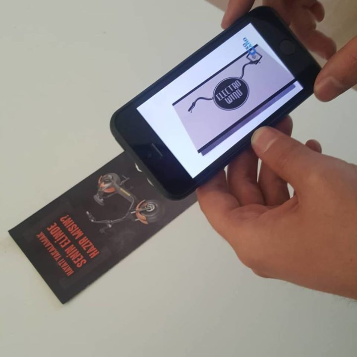 Daily Use of Augmented Reality – Five examples