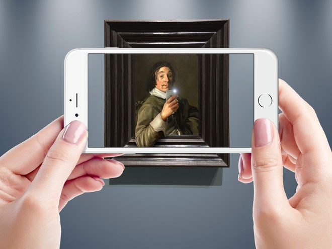 Augmented Reality for Art