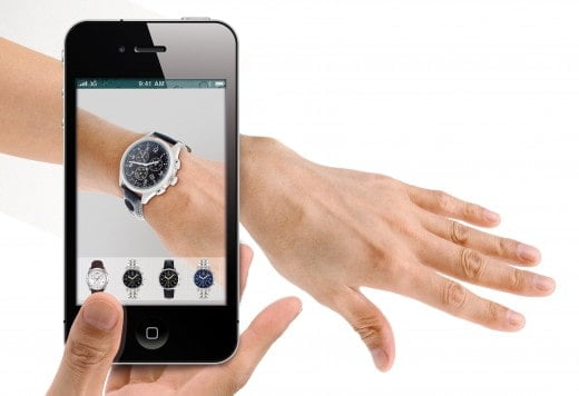 augmented reality for product marketing
