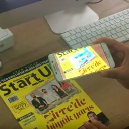 augmented reality magazines