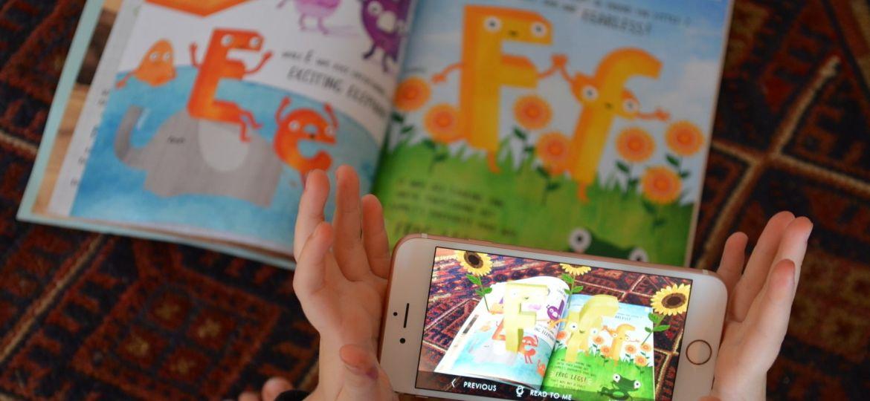 ar in children books