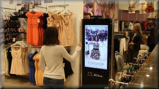 virtual-dressing-room (Demo)