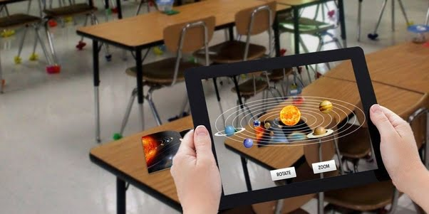 Educational Augmented Reality Tablet