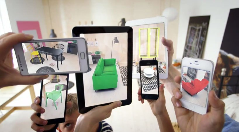 Use of AR in everyday life