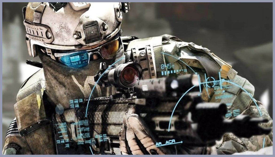 AR uses in Military