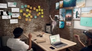augmented reality in work space