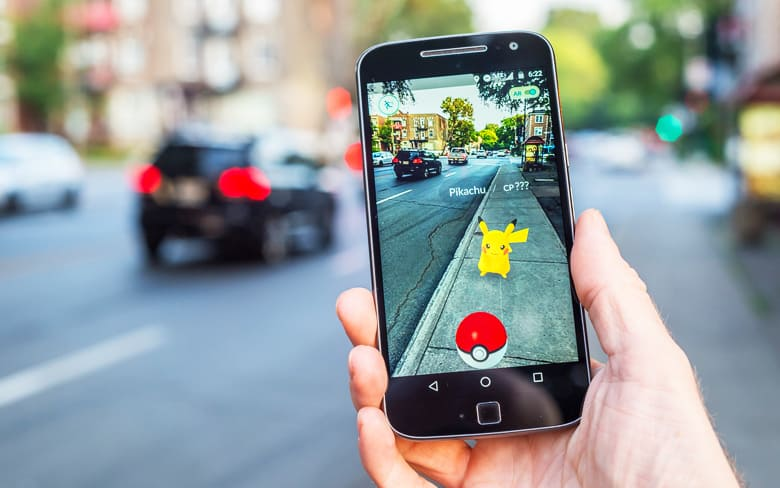 pokemon-go-augmented-reality (Demo)