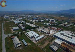 AR industrial zone